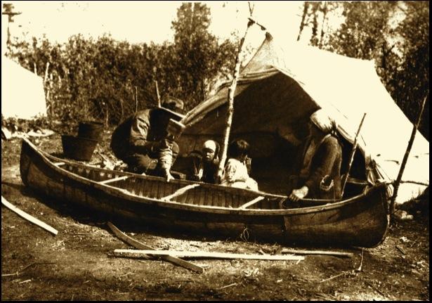 Building a Wood-canvas Canoe